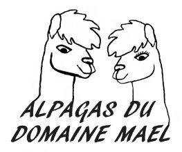 Logo Alpagas du Domaine Mael